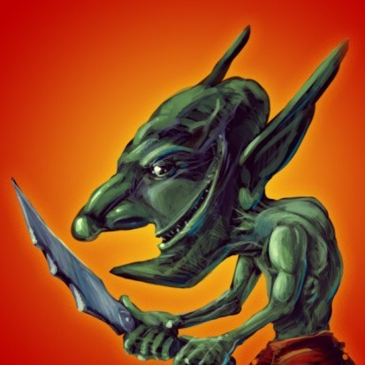 Custom Conjuration Of Goblin - The Michlin of the Warrior Tribe