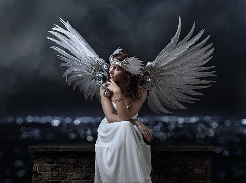 Living Entity - Custom Conjuration - Star Angel - Bond With The Universe