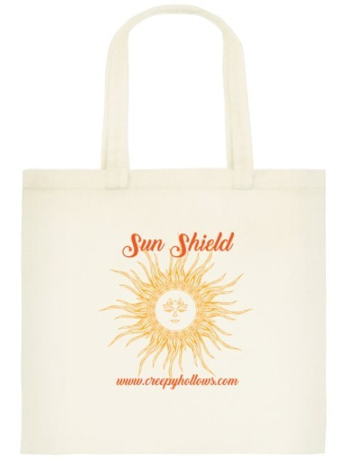 Sun Shield Binding Bag - Powerful Protective Magick