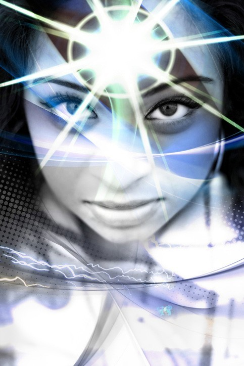 Third Eye Shockwave Of Energy Spell to Open, Control, Bend, Manipulate, Empower