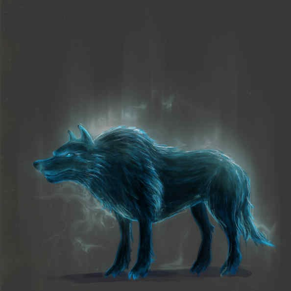 Living Entity Binding :: Custom Conjuration :: The Tildercran :: Astral Wolves