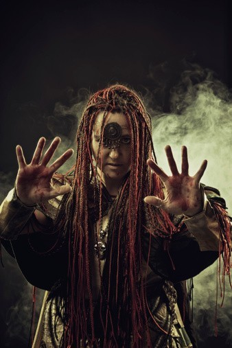 Spell of for Conjuring the Vengeful Warriors of the Spiritual Realm