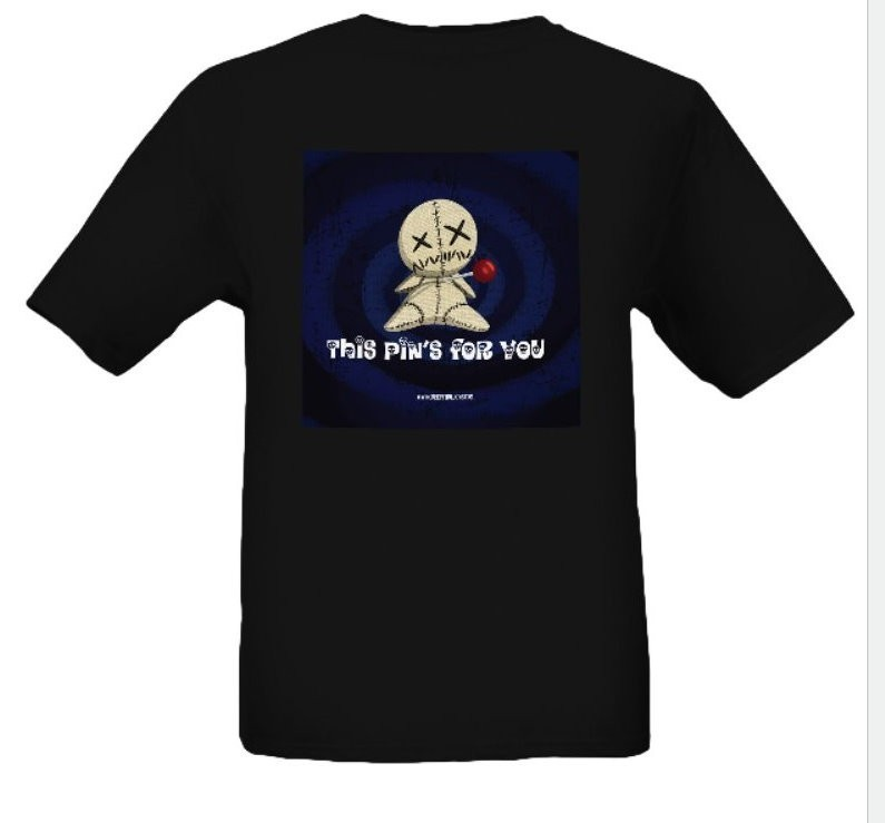 Creepy Hollows Gear :: This Pin's For You T-Shirt