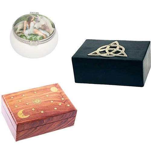 Wishes & Dreams Binding Box - For Yourself & Loved Ones