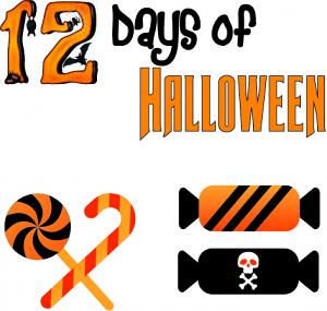12 Days of Halloween - Special Binding & Gift of Power
