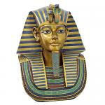 King Tut Bust In Full Color