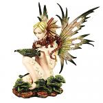 Fairy & Dragon Statue