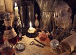 Feather Flame Spell for Power Of Over 200 Alchemy Spells