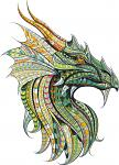 Custom Conjuration of Amphithere Spirit - Serpent Dragons Of Psychic Power