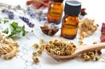 Aromatherapy Oil For Calm Energy