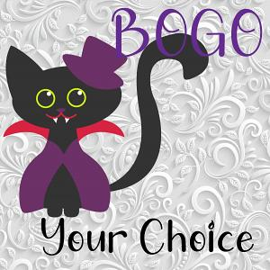 BOGO Free - Buy Any Spell Binding & Get Your Choice FREE!