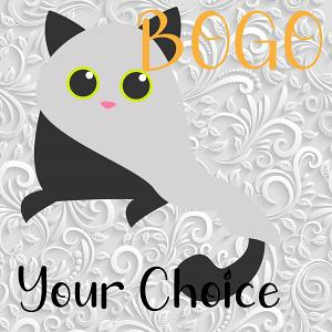 BOGO Free - Buy Any Binding From The Magick Jewelry Category & Get Your Choice FREE!