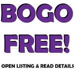 BOGO Free - Bring Home any Spirit Companion & Get One FREE!