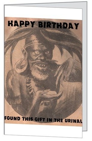 Happy Birthday :: Humorous Card