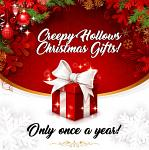 Bonus Freebie - Christmas in July - A Free Christmas Present with Every Order over $10 (After Discounts)