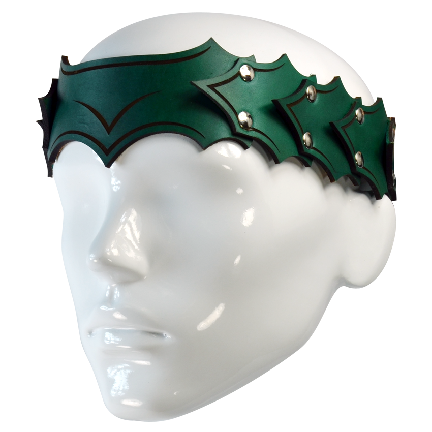 Adult Dragonscale Crown :: Dragonic Fantasy Power
