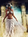 Spirit of Egyptian Priestess of Magick - Rare Accomplishment of Power