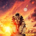 An Egyptian Power Spell Of The Pharaoh's Eyes
