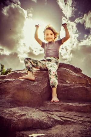 For The Kids :: Strong, Fair, Courageous