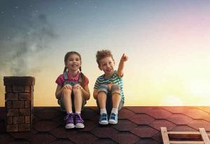 For The Kids :: Friendship, Connection, & Self-Happiness
