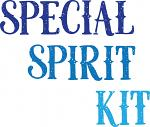 Free Customized Kit For Your Spirit Friends!