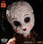 LIVING DEAD DOLL :: HALLOWEEN SERIES 32 BUTCHER BOOP :: YOUR CHOICE OF BINDING