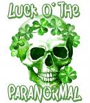 Luck O' the Paranormal Celebration Free Gifts for Orders $25, $50, $100, $200, $500, $1,000