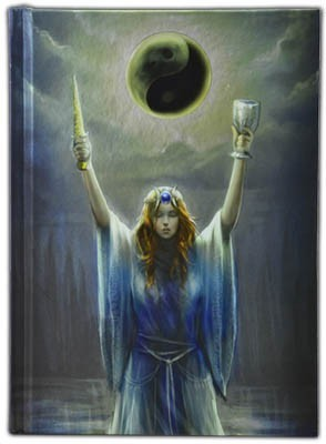 PRACTITIONER :: SPELL BOOK, BOS, RITUAL JOURNAL, YOUR CHOICE!