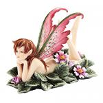 Flower Faery Statue - Great For Your Altar Space Or Home Decor
