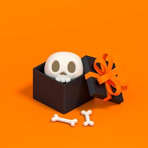 Bonus Free - Halloween Prize Pack - Gifts That Will Surprise You!