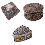 Secret Discovery Binding Box - The Mysteries of Life