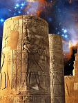 Egyptian Spell For Inner Emergence - The World Is Yours For The Taking