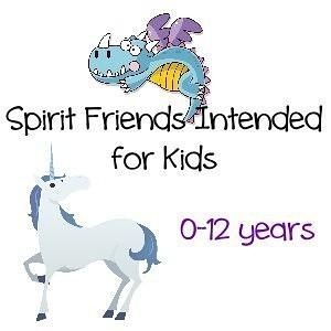 Spirit Friends Intended For Kids Ages 0-12 Years