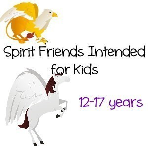 SPIRIT FRIENDS INTENDED FOR KIDS AGES 12-17 YEARS
