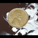 Good Luck Penny ~ Also Repels Evil! ~ Must Have Lucky Penny (Pre-1982!)