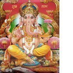 GANESH :: REMOVER OF OBSTACLES :: STATUE