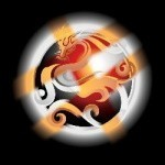 Custom Conjure Amber Dragon© :: Hybrid :: Observant, Witty, Magick Power