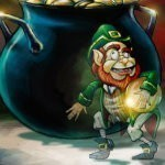 Leprechaun Spirit Named Ivanas ::  Gold At The End Of Your Rainbow