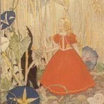 Tribute To Hans Christian Andersen Spell of Thumbelina