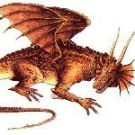 BRONZE DRAGON:: POWERFUL MAGICK ARSENAL :: DEREV (C5)