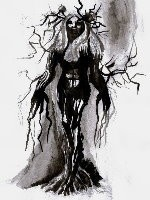 Spriggan Spirit Named Yashing - Wealth & Prosperity