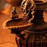 ANCIENT WORLDS COLLECTION© :: INDIA :: VETALA NAMED GEME (C4)