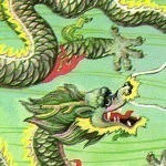 CHINESE DRAGON ~ TEACHER ~ ANCIENT RITUALS ~ VISSO (C5)