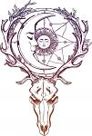 Mortal Magick :: Spelled Tattoo :: Celestial Grace