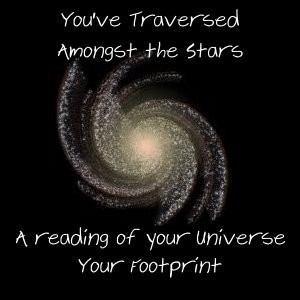Your Universe :: Your Footprint :: Where You'Ve Been Amongst The Stars
