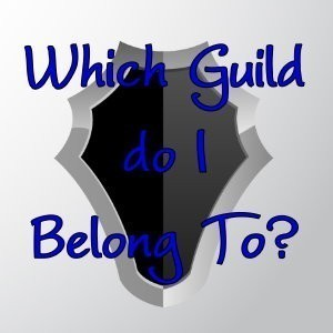 Which Guild Do I Belong To?  Reading & Binding Of A Giant