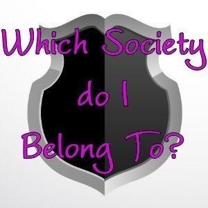 Which Society Do I Belong To?  Reading & Binding Of A Fae