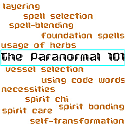 Paranormal 101 Book - The Foundation Class Of Everything You Need To Know