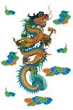 Chinese Dragon ~ Attendant ~ Keeper's Companion ~ Eyzair