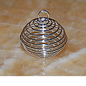 Enchanted Spell Stone Cage - Amplifies The Power Of Magic